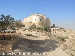 Mount Nebo Church, Jordan