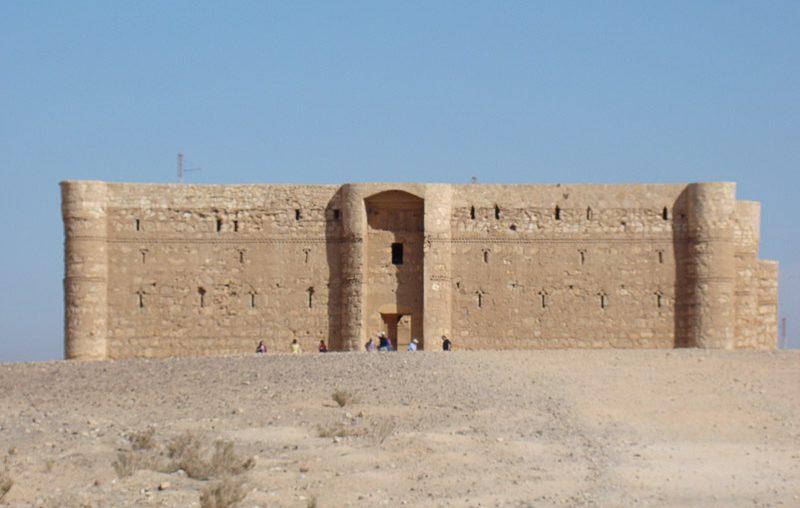 Jordan, Qasr Kharana
