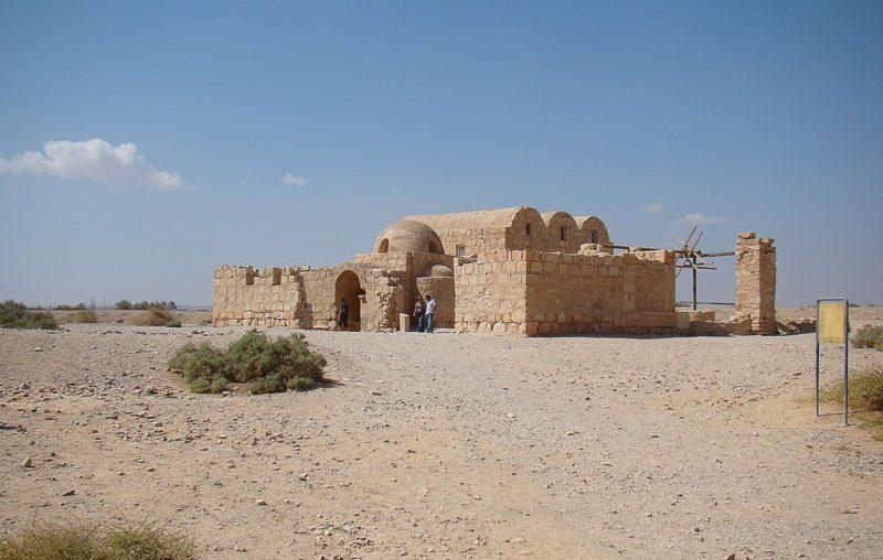 Jordan, Qusayr Amra