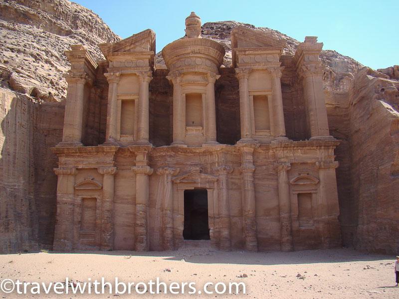 Petra, the Monastery