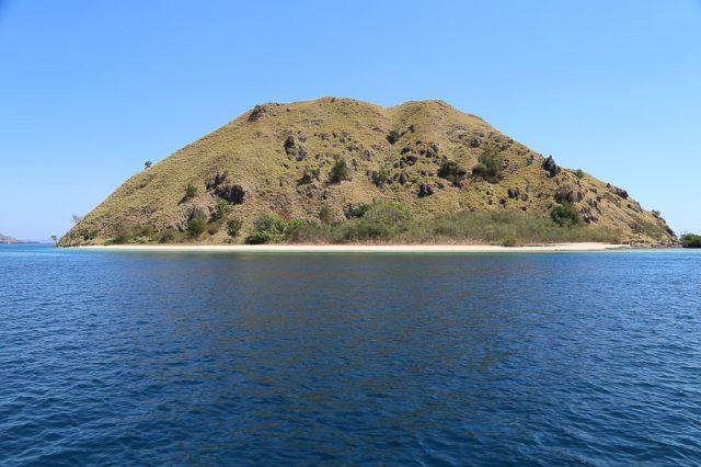 Komodo National Park, Pempe Island