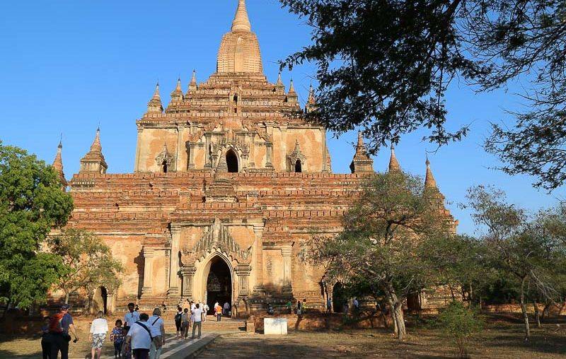 Bagan, Sulamani Temple