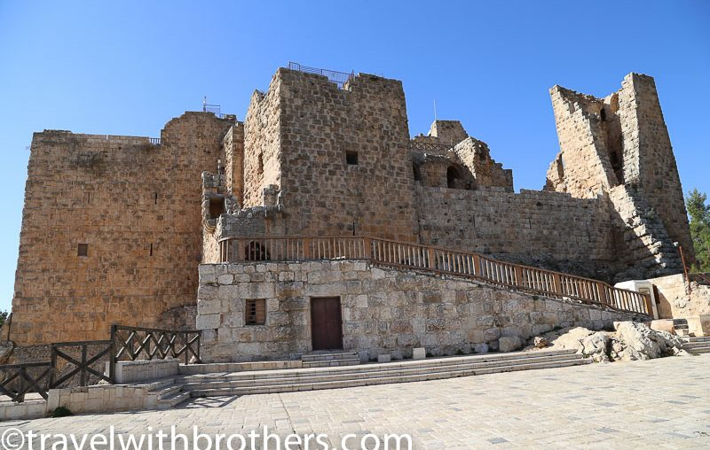 Jordan, Ajloun Castle