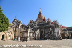 Bagan, la Pagoda Ananda