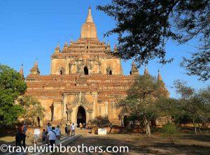 Bagan, il Tempio Buledi