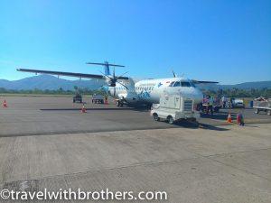 Labuan Bajo airport, Flores Island
