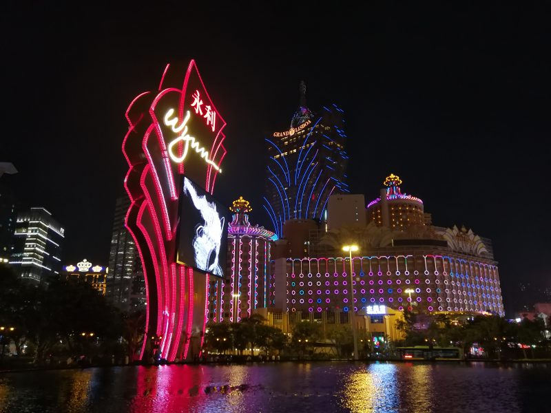 casinos view macau
