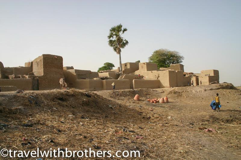 Djennè, il villaggio di Serimou