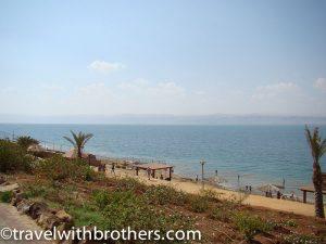 Dead Sea View, Jordan