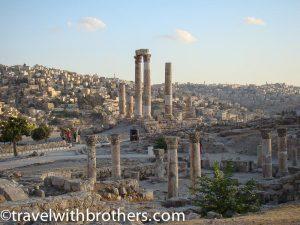 Jordan, Amman Citadel