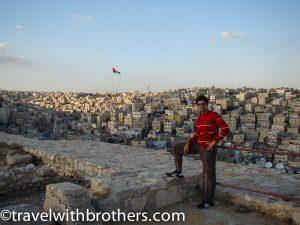 Jordan, Amman view