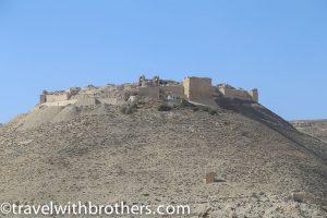 View of Shobak Castle, Jordan