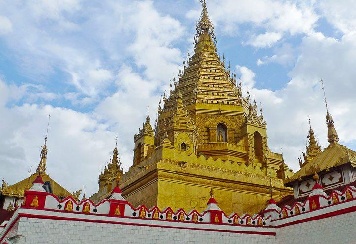 Nyaung Shwe, Yadana Man Aung Pagoda