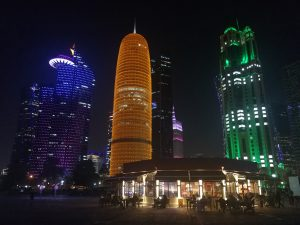 west bay view doha
