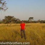 Parco Nazionale del Lago Mburo, il walking safari