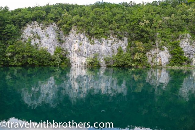 Plitvice lakes, Milanovac lake