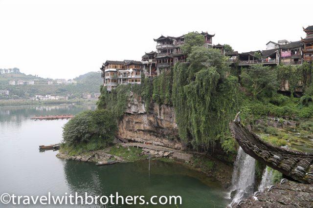Furong town, Tujia ''Diaojiaolou'' wooden houses