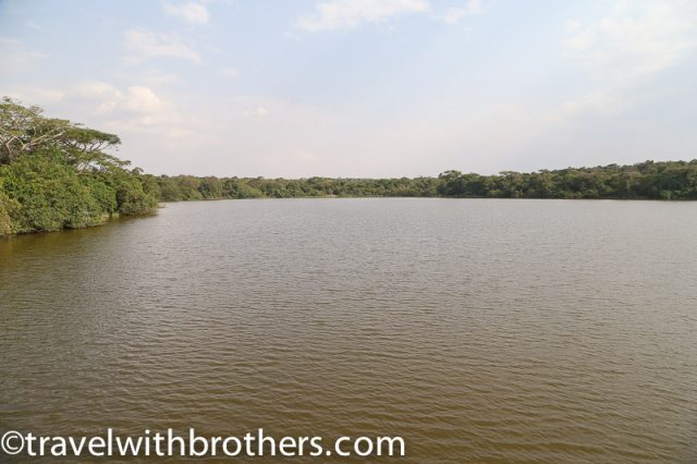 Cruise at Mburo Lake National Park, Uganda