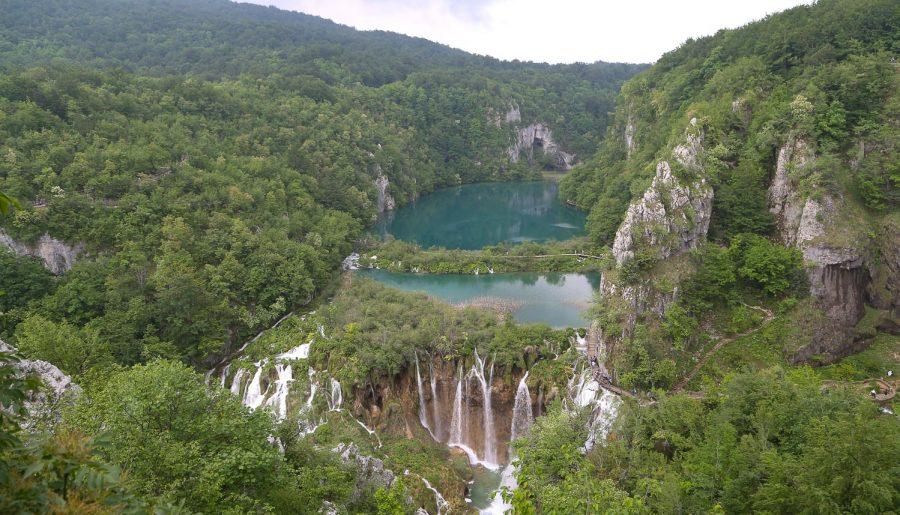 Croazia, cosa fare e vedere al Parco dei laghi di Plitvice