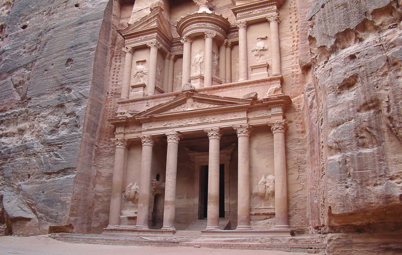 "Al Khazneh ""the Treasury"", Petra"