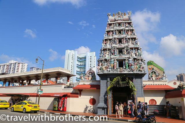 Sri Mariamman Hindu Temple, Singapore