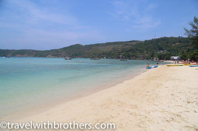 Thailand, Loh Dalum beach in Phi Phi Don
