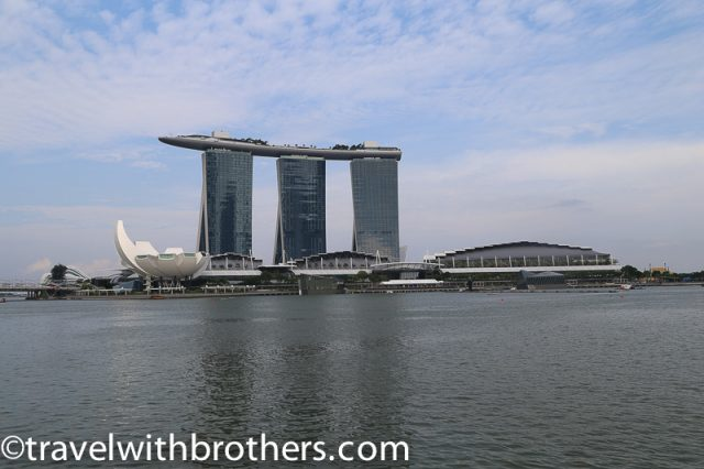 Marina Bay Sands Hotel and the Shoppes Mall, Singapore
