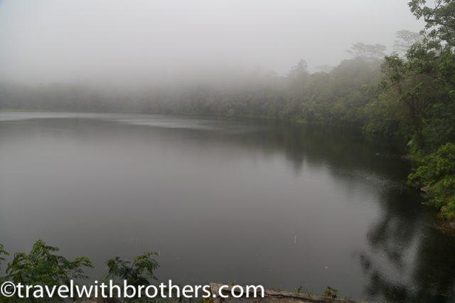 Flores Island, Ranamese lake