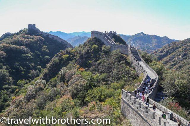 China, Badaling great wall