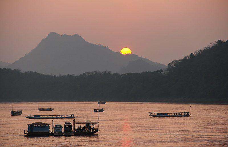 Laos, guida alla visita di Luang Prabang