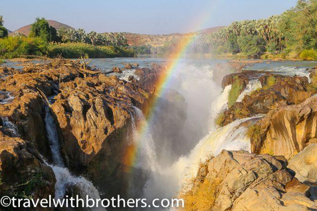Namibia, Kunene region - Epupa falls