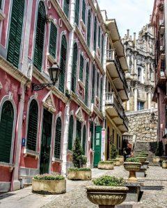 Love Lane, Macau