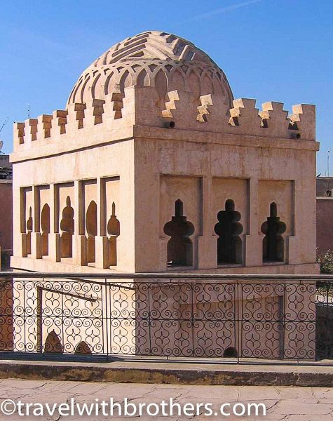 Marrakech, Almoravid Koubba