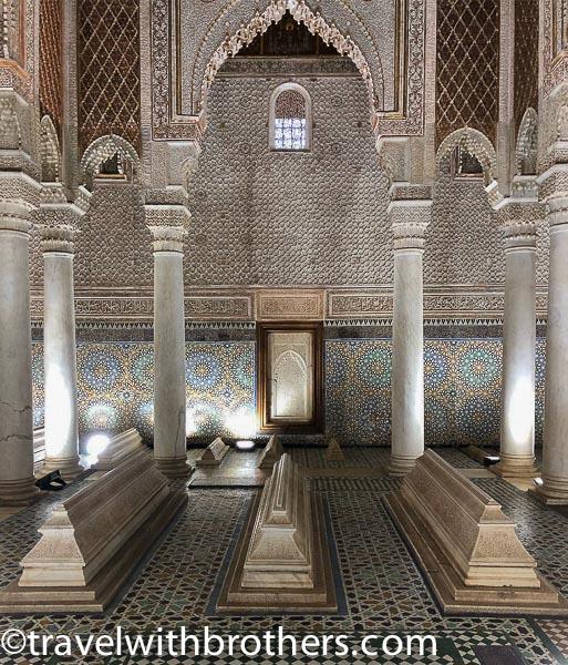 Marrakech, the Saadian Tombs
