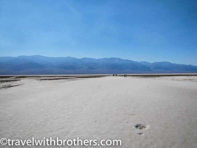 Badwater Basin, Death Valley