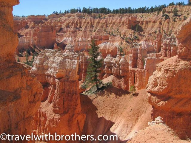 Bryce canyon - Queen's Garden trail