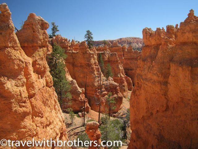 Bryce canyon - Queen's Garden trail