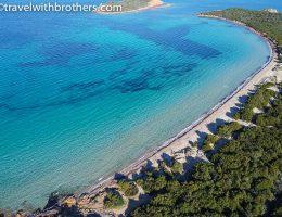 San Teodoro, Punta Est beach