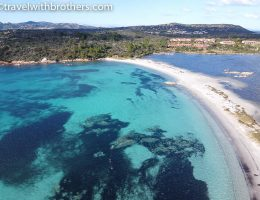 San Teodoro, Salina Bamba beach