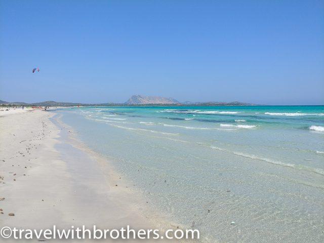 San Teodoro - La Cinta beach