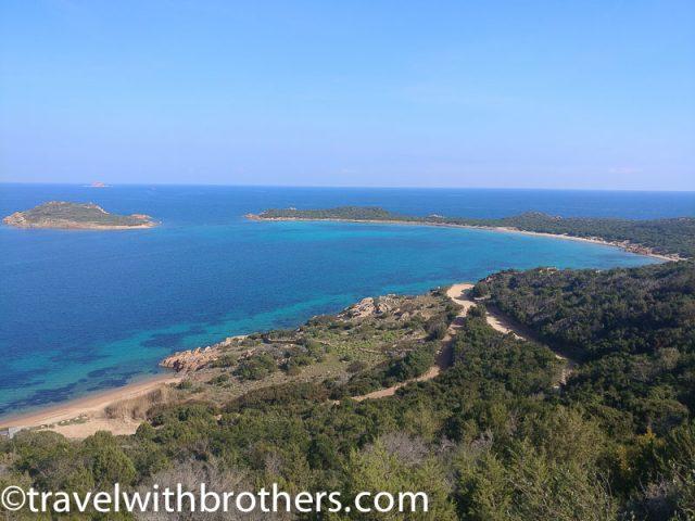 San Teodoro - Punta Est beach viewpoint