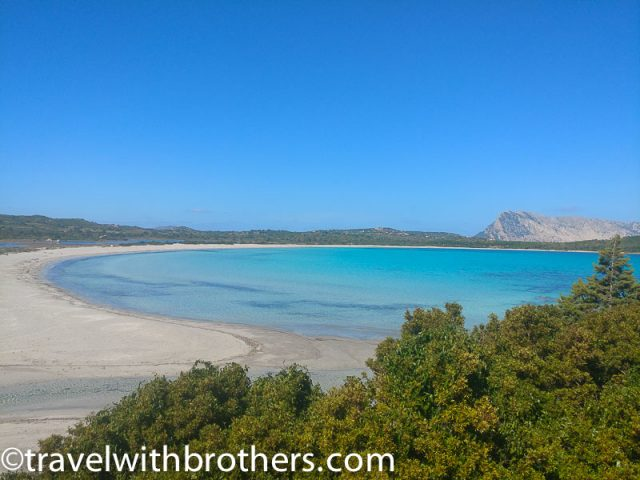 San Teodoro - Lu Impostu beach - south side
