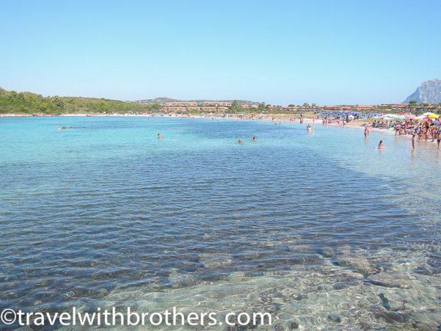 San Teodoro - Salina Bamba beach