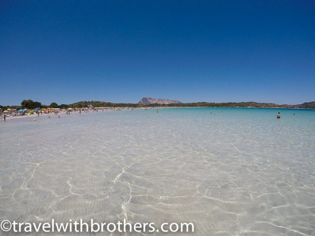 San Teodoro - Cala Brandinchi beach - south side