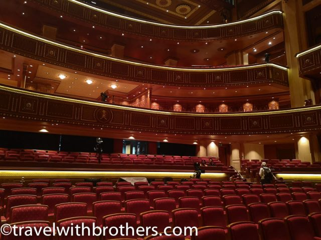Muscat - Royal Opera House Theatre