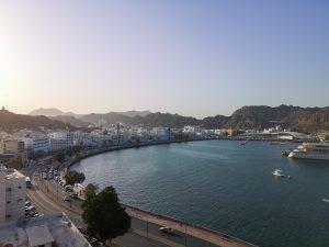 Mutrah Corniche, Muscat - Oman