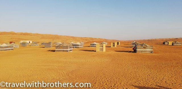 Wonder Desert Camp, Wahiba Sands Dunes