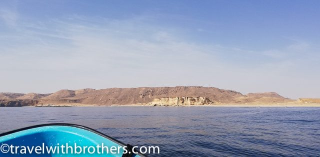 Ras al Hadd boat trip