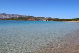 San Teodoro - Punta est beach
