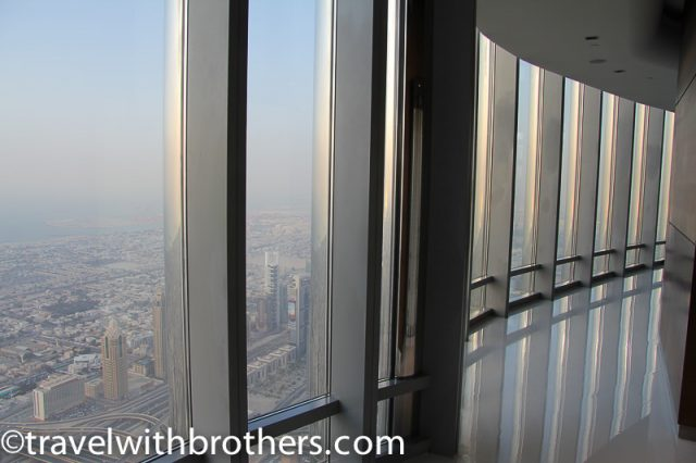 Dubai, Burj Khalifa At the Top deck